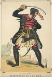 Mr C. Pitt as The Bloodhound of the Bay: 19th century