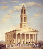 St George's Church Camberwell: 19th century