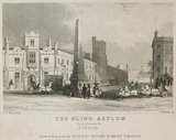 The Blind Asylum at Southwark: 1848