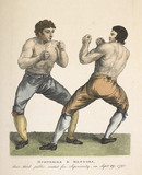 Humphries & Mendoza, their third public contest for Superiority, on Septr. 29; 1790: 1812