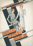 Catalogue for Spring and Summer Fashions 1930