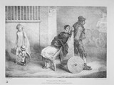 A paraleytic woman: 1821