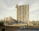 Trellick Tower on the Cheltenham Estate: 20th century