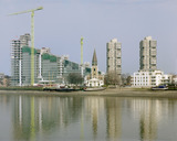 Montevetro residential development, Battersea Reach: 1999