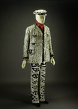 Pearly King's suit : 20th century