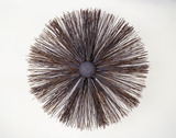 A chimney sweep's brush head: 19th century