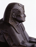 Bronze model of the Thames Embankment Sphinx: 1880