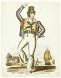 Mr G. Perren as Tom Starboard: 19th century