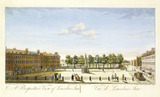 A Perspective View of Lincoln's Inn: 1741