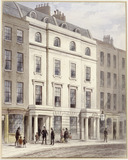 Old Bow Street Police Station: 19th century