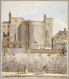 Beauchamp Tower: 18th century