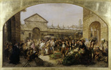 Covent Garden Market: 1864
