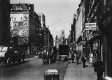 Fleet Street, looking west: 20th century