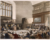 Court of Exchequer, Westminster Hall:1808