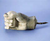 Fragment of a Roman statue