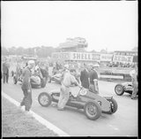 Motor racing at Crystal Palace: 1954