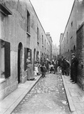 Residents in Little Collingwood Street: c.1900