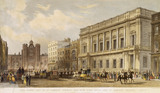 The south end of St James's Street: 1846
