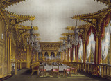 Gothic Dining Room, Carlton House: 1819