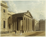 North Front Carlton House: 1819