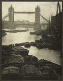 The Tower Bridge: c. 1900-1909