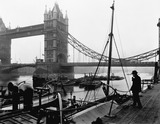 Tower Bridge: 20th century
