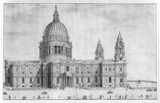 St Paul's Cathedral: 18th century