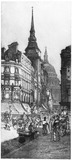 Ludgate Hill: 1884