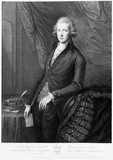 The Right Honble. William Pitt, First Lord Commissioner of  His Majesty's Treasury And Chancellor of the Exchequer: 1791