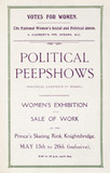 Catalogue of the 'Political Peepshows': 1909