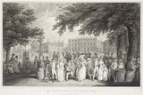 The Promenade in St James's Park: 1793