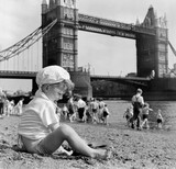 Tower Beach: 1952