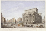The Lord Mayor's Mansion House: late 18th-early 19th century
