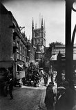 Southwark Cathedral and Borough Market; 20th century