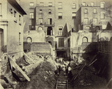 Excavations in Bayswater: 19th century