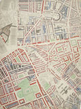 Descriptive map of London Poverty: Section 15: 1889