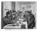 Poor Jews Temporary Shelter, Leman Street: 1891
