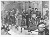 The unemployed at the East-End of London: 1886