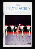 The Theatre World and illustrated stage review, Issue no.1