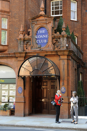 The Sloane Club; 2009