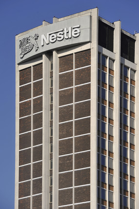 The Nestle Tower or St George's House; 2009