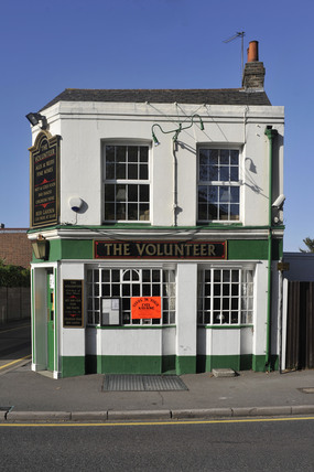 The Volunteer Pub; 2009