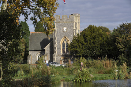Holy Trinity Church, Bromley Common; 2009