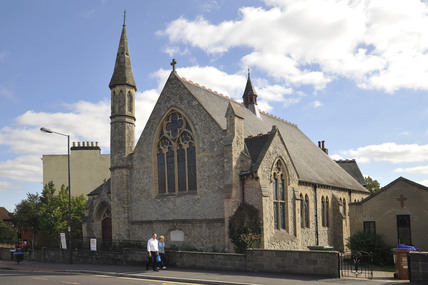 Bexley United Reformed Church; 2009