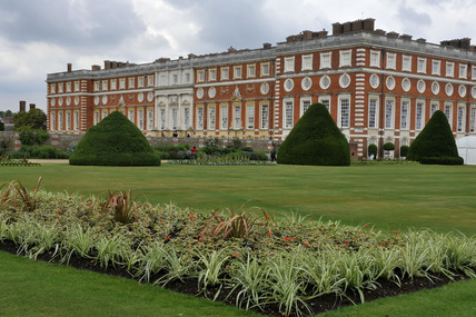Hampton Court Palace; 2009