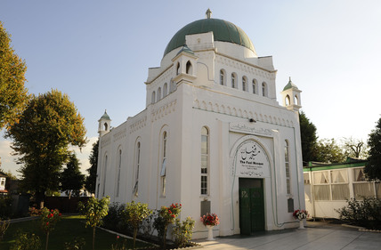 The Fazl Mosque ;2009