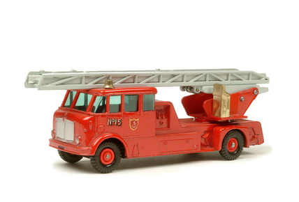 Merryweather toy fire engine; 1971