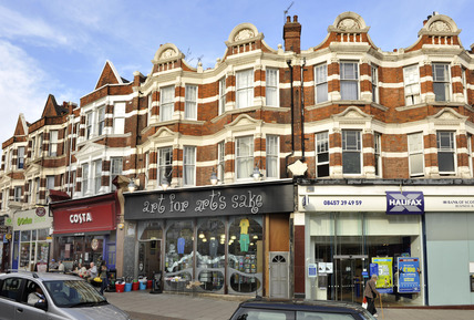 Muswell Hill Broadway: 2009