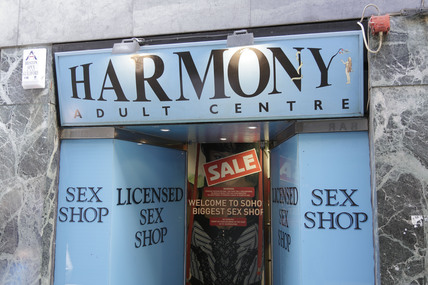 Harmony sex shops