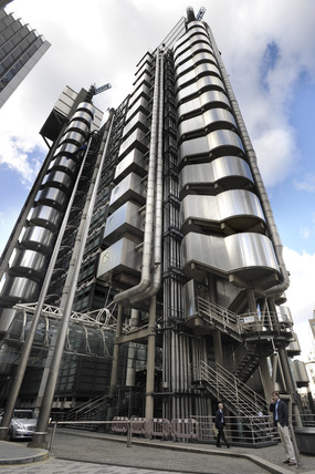 The Lloyds building; 2010